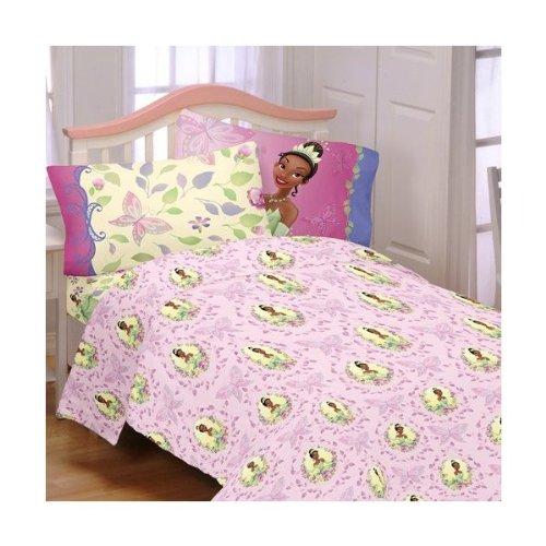 Disney Princess and the Frog 4pc FULL Bedding Sheet Set ...