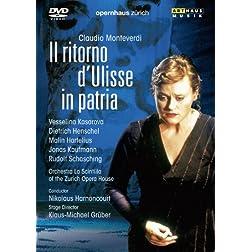 Monteverdi: II Ritorno Dulisse in Patria