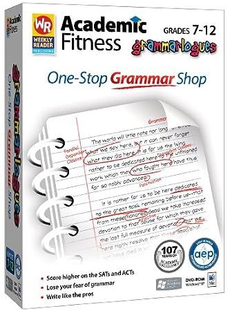 Academic Fitness Grammarlogues (Weekly Reader)
