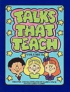 Talks That Teach Volume 2 - Finch Family…