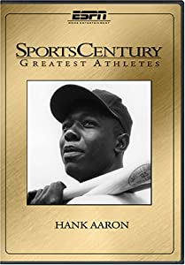 Sportscentury Greatest Athletes: Hank Aaron [Import]