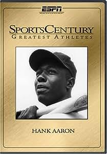 Sportscentury Greatest Athletes: Hank Aaron [Import]