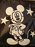 Disney Peel and Stick Sand Art ~ Disney Mickey Mouse (Face; Mickey with Stars)