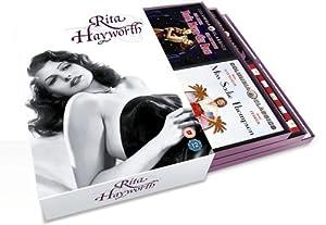 Rita Hayworth - Screen Goddess Boxset [DVD]