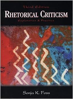 "rhetorical criticism essays Rhetorical analysis sample essay harriet clark ms rebecca winter cwc 101 13 feb 2015 not quite a clean sweep: rhetorical strategies in grose's ""cleaning: the final feminist frontier""."
