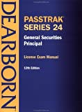 img - for Passtrak Series 24: General Securities Principal : License Exam Manual book / textbook / text book