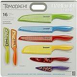 Amazon Com Hampton Forge Tomodachi 12pc Knife Set