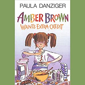 Amber Brown Wants Extra Credit Audiobook
