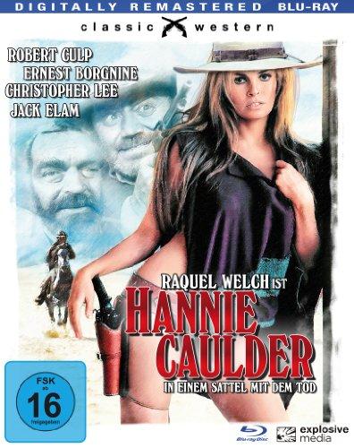 Hannie Caulder - In einem Sattel mit dem Tod [Blu-ray]
