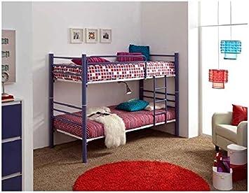 Litera forja mod.410 Convertible en 2 camas de 90x180cms.