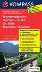 Brennerradroute Brenner - Bozen - cic...