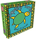 Squishy Turtle Cloth Book (Touch and Feel Cloth Books)