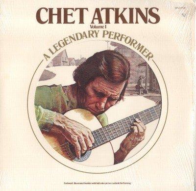 Chet Atkins - Legendary Chet Atkins - Zortam Music