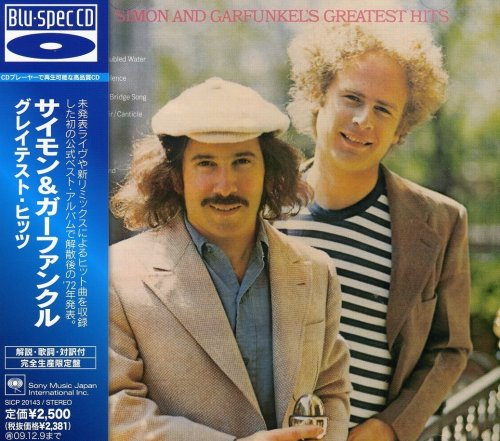 Simon and Garfunkel-Simon and Garfunkels Greatest Hits-REMASTERED BSCD2-2014-JRP Download