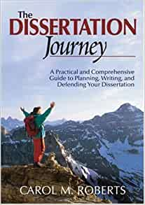 the dissertation journey a practical and comprehensive guide to ...