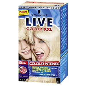 live colour xxl instructions