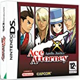 Apollo Justice - Ace Attorney Nintendo DS [Nintendo DS] - Game