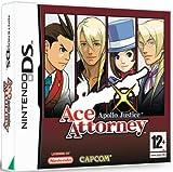 Apollo Justice - Ace Attorney Nintendo DS [Nintendo DS] - Game