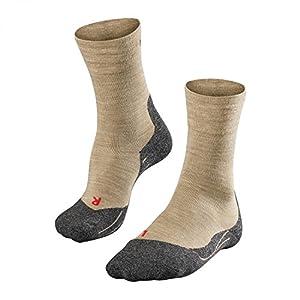 Falke TK 2 Sensitive Ladies' Trekking Socks - Beige, 8-9
