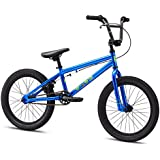 Mongoose Boy's Legion L18, 18-Inch, Blue