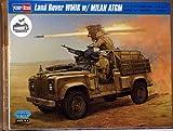 HobbyBoss 1/35 Land Rover WMIK w/ MILAN ATGM