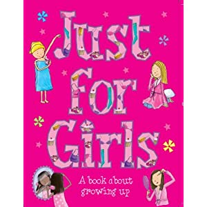 Buy Just For Girls A Book About Growing Up Book Online At