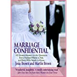51ZBm zJ4YL. SL160 OU01 SS160  Marriage Confidential: 102 Honest Answers to the Questions Every Husband Wants to Ask, and Every Wife Needs to Know (Kindle Edition)