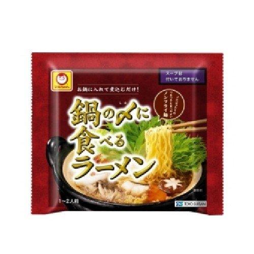 マルちゃん 鍋の〆に食べるラーメン 70g×10個