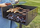 Guide Gear Heavy - duty Park - style Grill