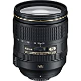 Nikon AF-S fx NIKKOR 24-120mm F/4G ED Vibration Reduction Zoom Lens with Auto Focus for DSLR Cameras International Version (No Warranty)