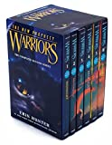 Warriors-The-New-Prophecy-Box-Set-Volumes-1-to-6-The-Complete-Second-Series