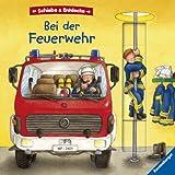 Schiebe & Entdecke: Bei der Feuerwehr - Sandra Grimm