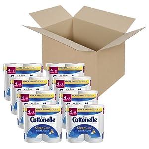 Cottonelle Clean Care Double Roll Toilet Paper-32 ct