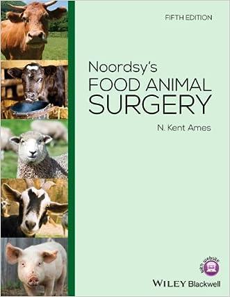 Noordsy's Food Animal Surgery