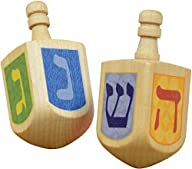 Dreidels – 2 pack – Made in USA