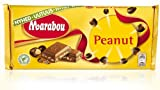 Marabou PEANUT Swedish Milk Chocolate (Mjolkchoklad) Bar