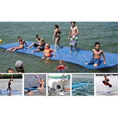 WaterMat 6 ft by 18 ft by 1.25 inch thick by WaterMat