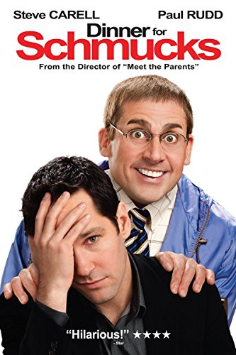 Dinner for Schmucks on Amazon Prime Video UK