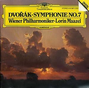 Dvorak: Symphony No.7 - Lorin Maazel, Wiener Philharmoniker