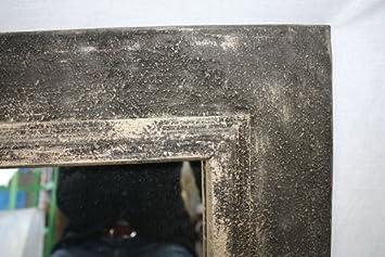Miroir farang n thai thai cadre texture contemporain for Miroir texture