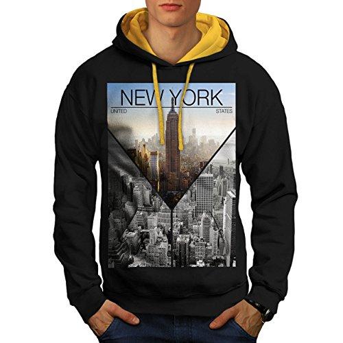 glorious-new-york-united-states-men-new-black-gold-hood-s-contrast-hoodie-wellcoda