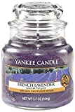 Yankee Candle Small Jar Candle, French Lavender