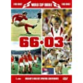 England Football 1966 World Cup Final / England Rugby 2003 World Cup Final (3 Disc Box Set) [DVD]