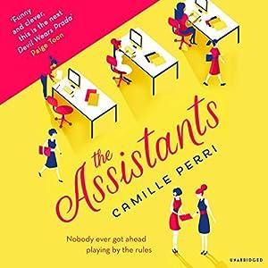 The Assistants Audiobook