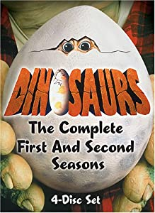 Dinosaurs - The Complete First And Second Seasons from Buena Vista Home Entertainment