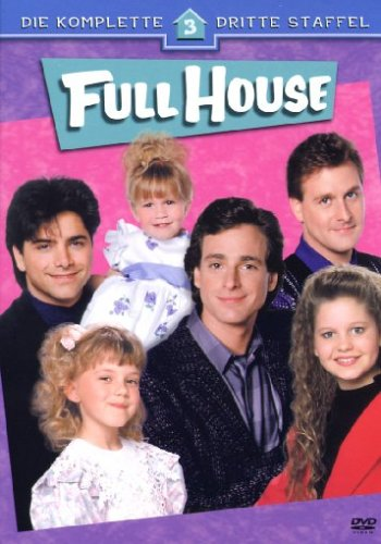 Full House - Die komplette dritte Staffel [4 DVDs]