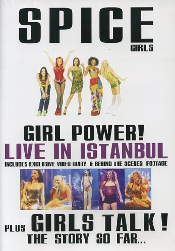Spice Girls Girl Power! Live I