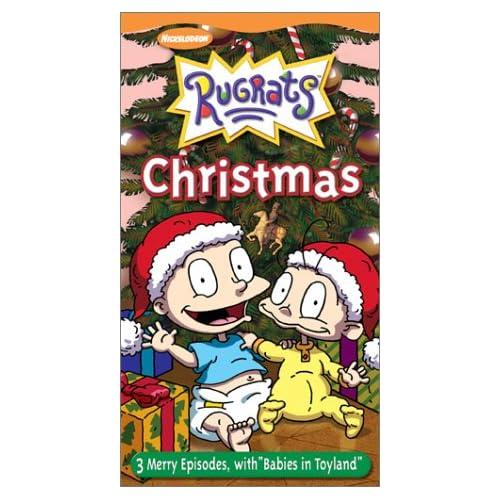 Amazon.com: Rugrats - Christmas [VHS]: Elizabeth Daily, Christine