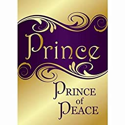 Banner-:C-Prince Of Peace (2\' x 3\') (Indoor)