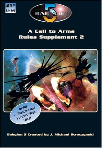 Babylon 5: A Call To Arms Rules Supplement 2